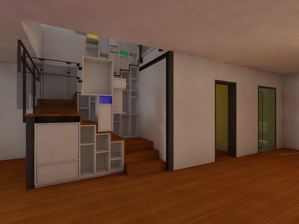 Modernisierung Stadthaus 60er Jahre Bild 10