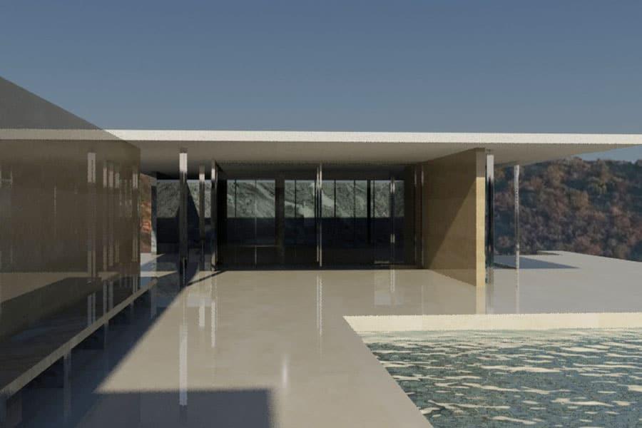 barcelona pavillon top cad schule weiterbildung. Black Bedroom Furniture Sets. Home Design Ideas
