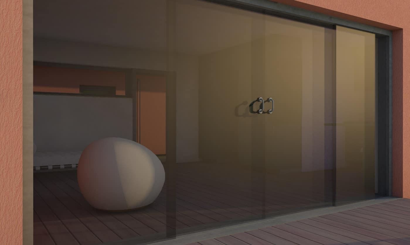 Bild Entwurf Gästehaus 7