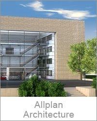 Kachel Allplan Architecture