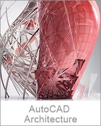 Kachel AutoCAD Architecture