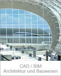 CAD/BIM Architektur und Bauwesen