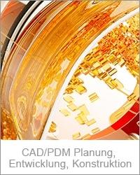CAD/PDM Planung, Entwicklung, Konstruktion