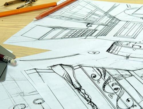 Technisches Zeichnen und Konstruieren – in 30 Jahren vom Zeichenbrett bis zur Industrie 4.0